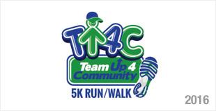 Team Up 4 Community 5k Run / Walk - 2016