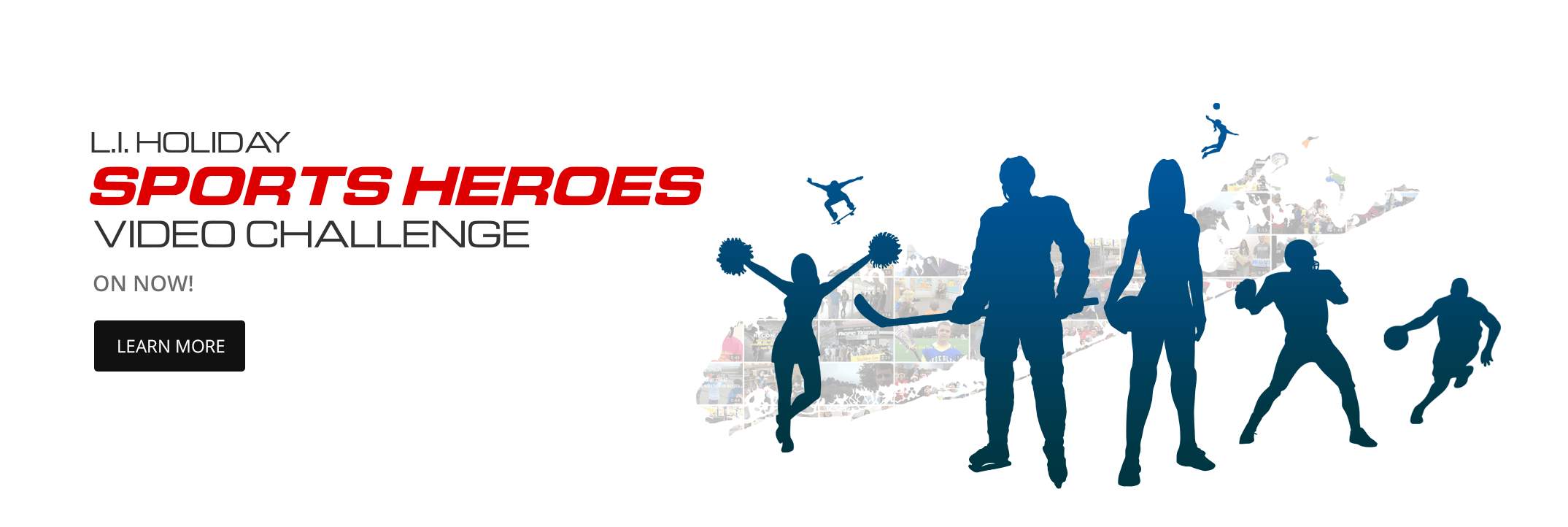 Holiday Sports Heroes Video Challenge 2018