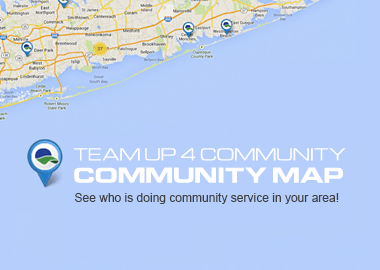 Visit the Community Map