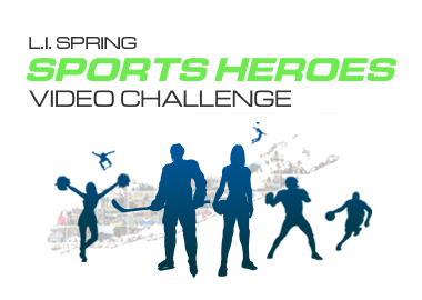 Spring Sports Heroes Video Challenge