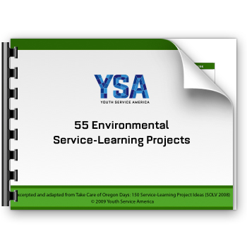 55 Environmental Service-Learning Projects