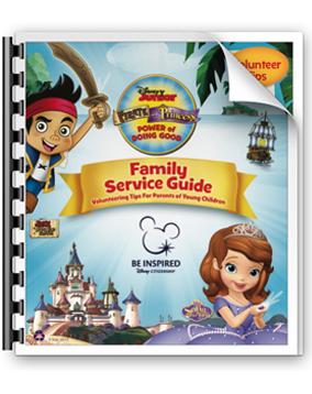 Disney Junior - Family Service Guide