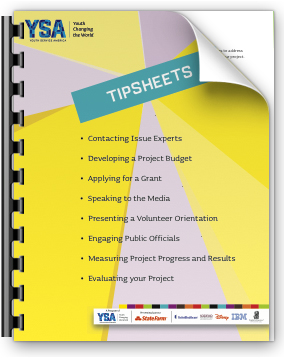 Youth Toolkit Tipsheets
